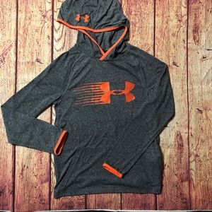 Youth Medium Under Armour hoodie